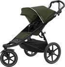 Thule Urban Glide 2 Joggingvagn, Black/Cypress Green