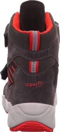Superfit Culusuk 2.0 GTX Vinterkänga, Brown/Red