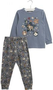 Wheat Disney X-Mas Pyjamas, Flintstone