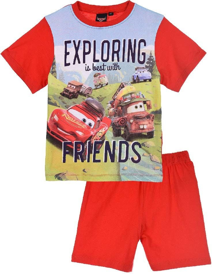 Disney Cars Pyjamas, Red