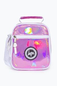 HYPE Lunchbox, Pink Holographic