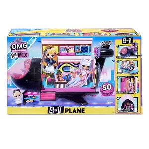 L.O.L. Surprise! OMG Remix Plane