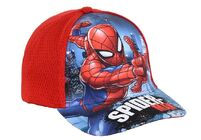 Marvel Spider-Man Keps, Red