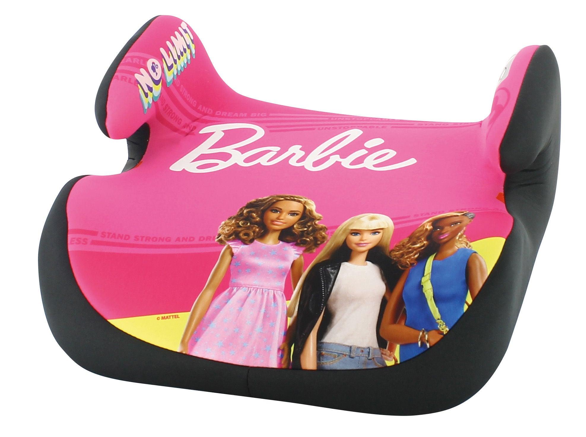 Barbie No Limit Topo Comfort Bälteskudde