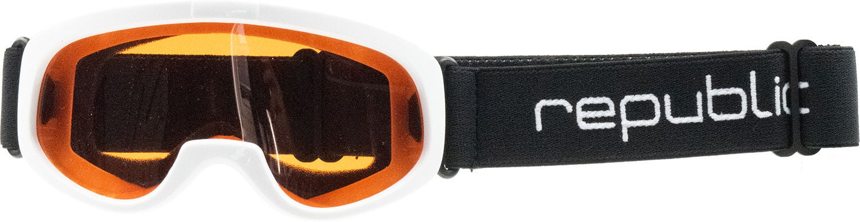 Republic Goggle R610 Kids Skidglasögon, White