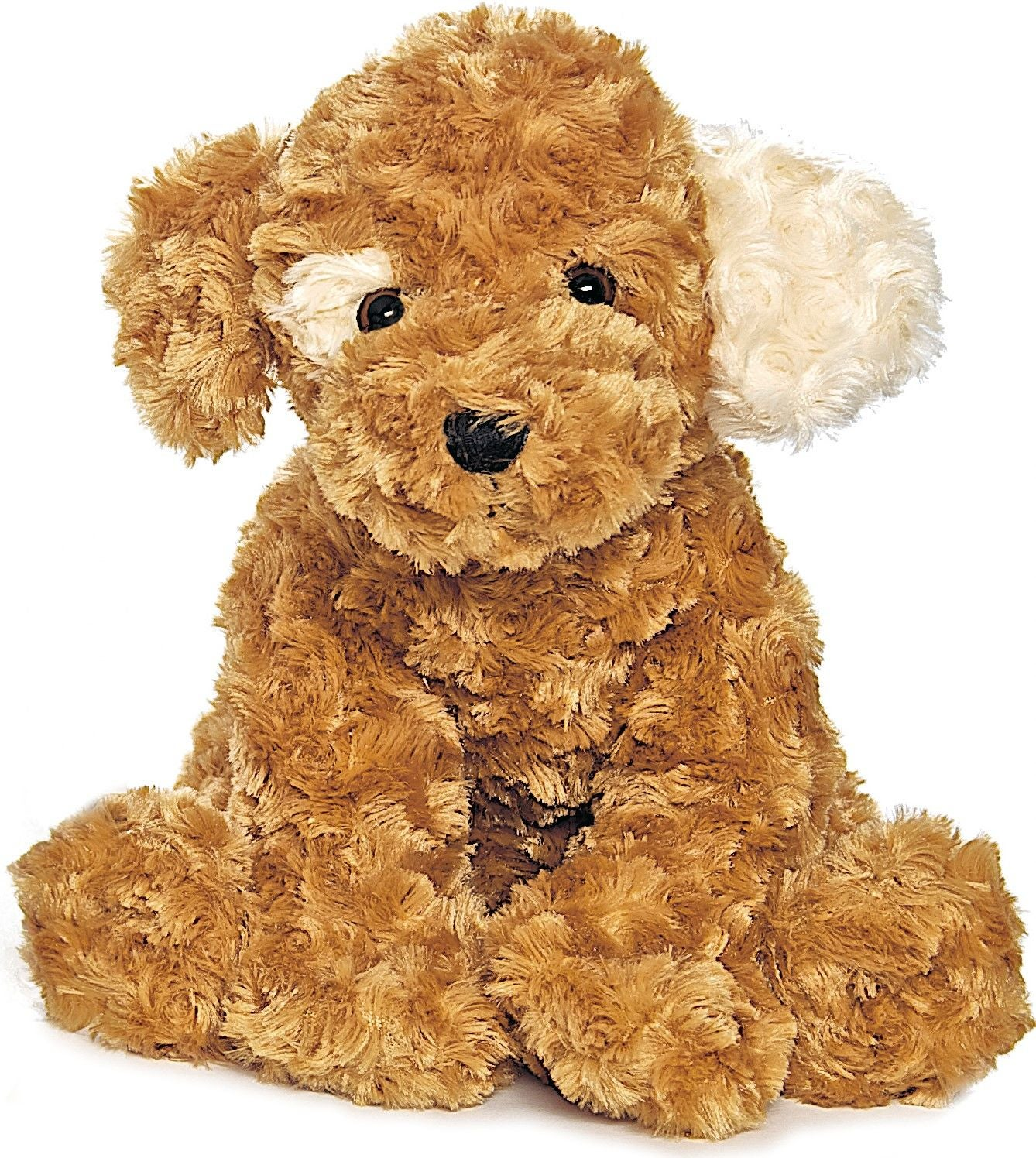 Teddykompaniet Vovve Gosedjur Hund 40 Cm, Beige