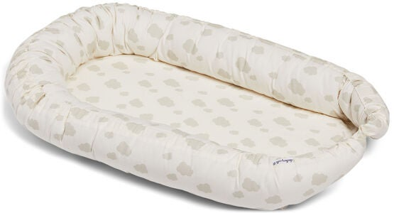 Cloudberry Castle Babynest, White