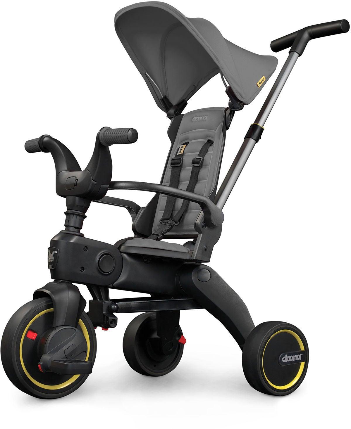 Doona Liki S1 Trehjuling Grey Hound
