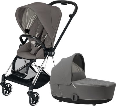 Cybex Mios Duovagn, Soho Grey/Chrome Black