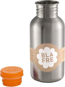 Blafre Stålflaska 500 ml, Orange
