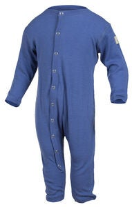 Janus Baby Lightwool Pyjamas, True Navy