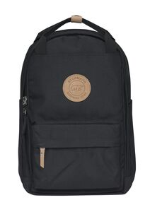 Beckmann City Light Ryggsäck 20L, Black