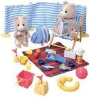 Sylvanian Families 4870 Day at the Seaside Set