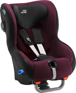 Britax Römer MAX-WAY Plus Bilbarnstol, Burgundy Red