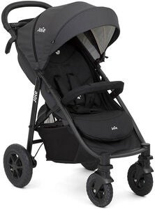 Joie Litetrax 4 Air Sulky, Coal