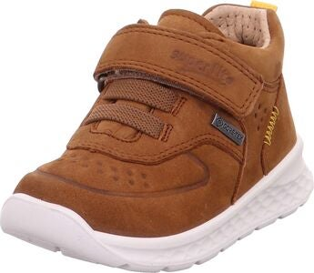 Superfit Breeze GTX Sneaker, Brown