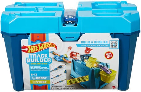 Hot Wheels Track Builder Crash Box