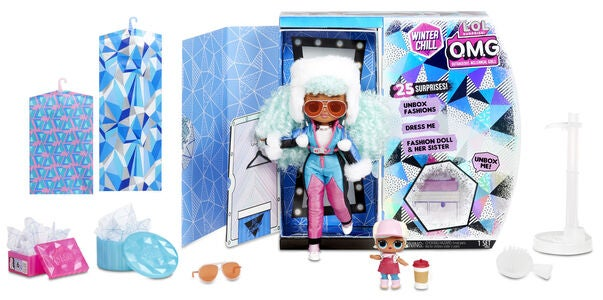 L.O.L. Surprise! OMG Winter Disco 2.0- Doll 1