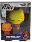 Marvel Nattlampa Avengers Iron Man Icon Light BDP
