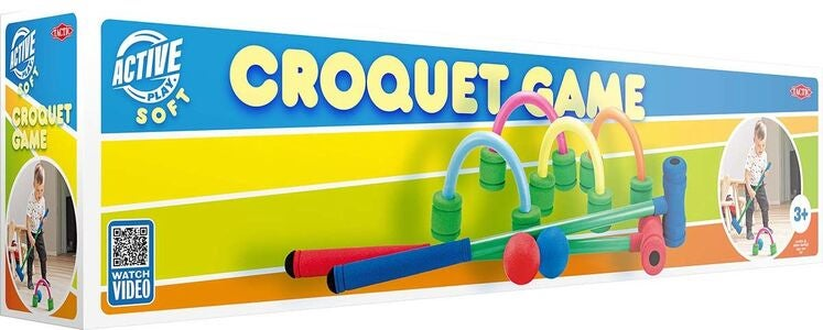 Tactic Soft Croquet Game Spel