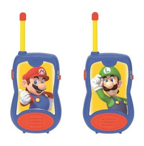 Super Mario Walkie Talkies