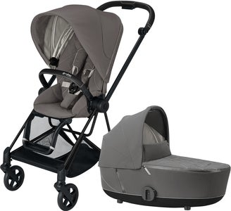 Cybex Mios Duovagn, Soho Grey/Matt Black