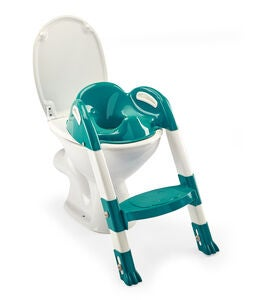 Thermobaby Kiddyloo Toalettsits Stege, Deep Peacock