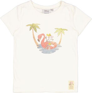 Wheat Mimmi Pigg T-Shirt, Ivory
