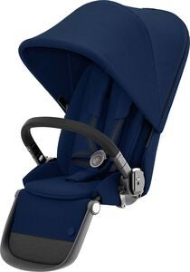 Cybex Gazelle S Syskonsits, Svart/ Navy Blue