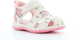 Sprox Sandal, White/Pink
