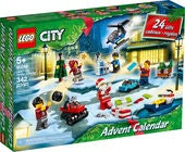 LEGO City Town 60268 Adventskalender