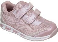 ZigZag Roseau Blinkande Sneaker, English Rose