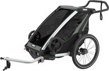 Thule Chariot Lite 1 Cykelvagn, Agave