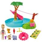Barbie Lekset Jungle River Chelsea