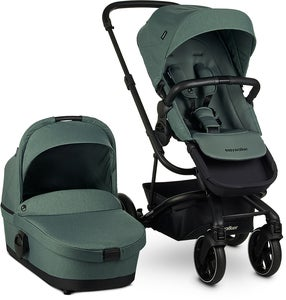 Easywalker Harvey 3 Duovagn, Forest Green