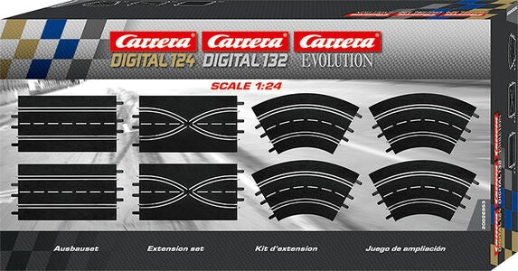 Carrera Ev Extension Set Bilbana