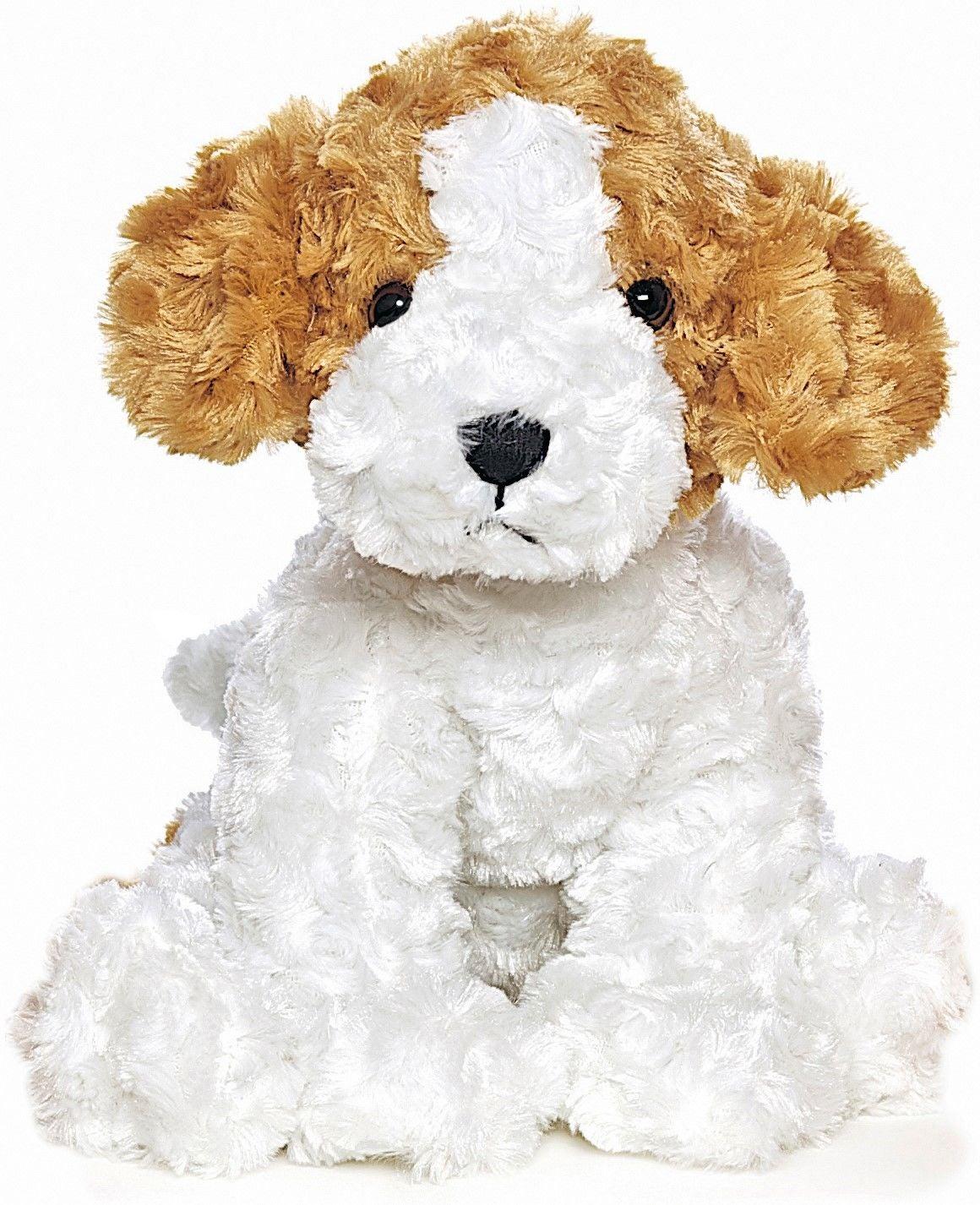 Teddykompaniet Vovve Gosedjur Hund 40 Cm, Vit