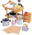Sylvanian Families 5090 Kitchen Cookware Set