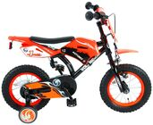 Volare Motorcross Barncykel 12 Tum, Orange