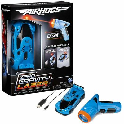 Air Hogs Zero Gravity Laser, Blå