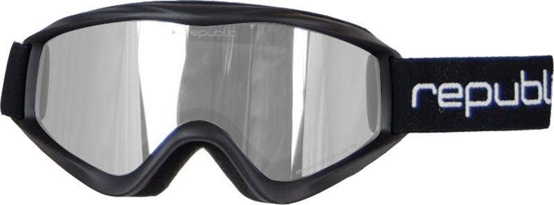 Republic R600 Skidglasögon JR, Black