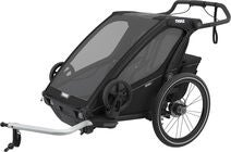 Thule Chariot Sport 2 Cykelvagn, Midnight Black