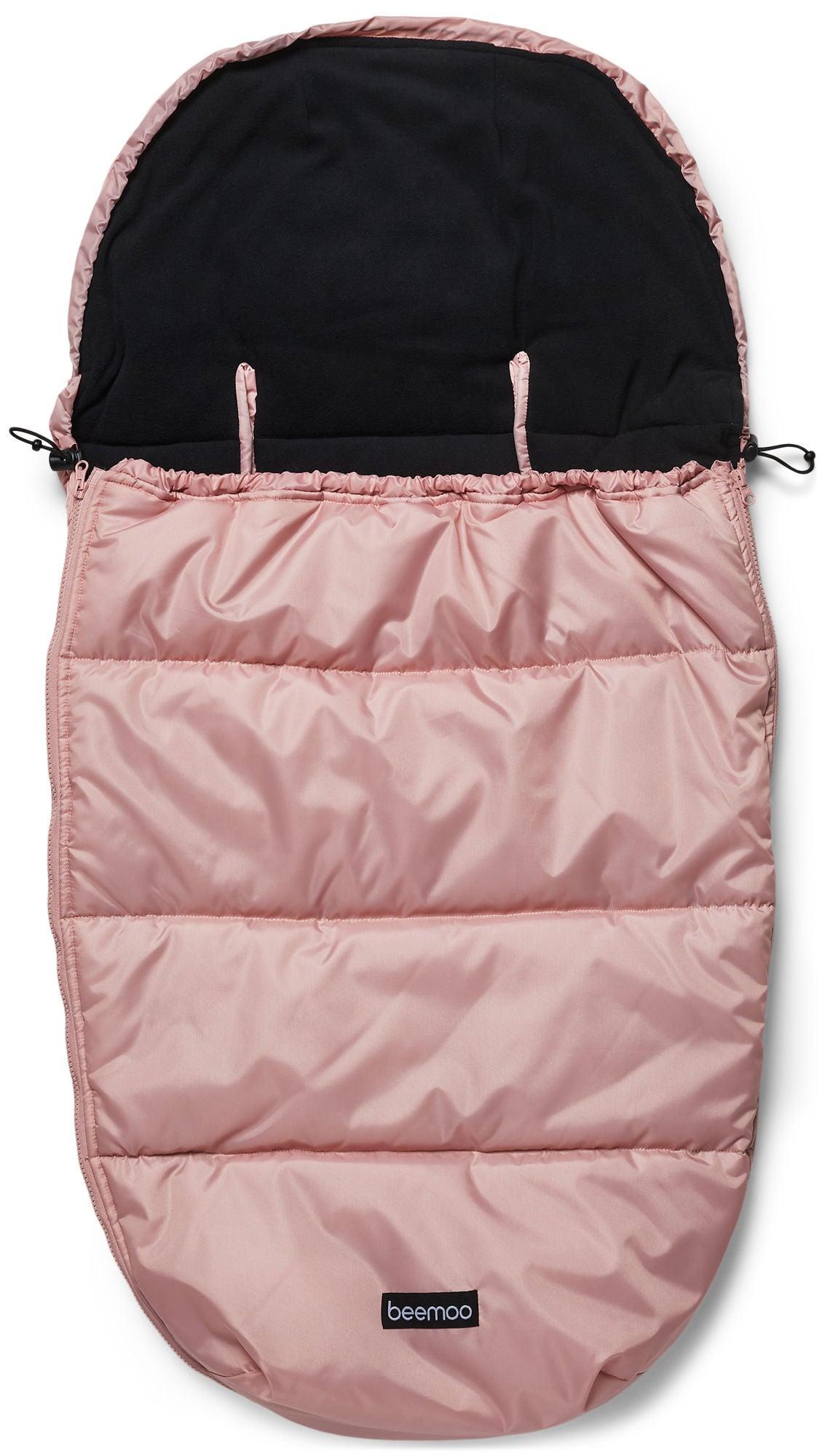 Beemoo Basic Åkpåse, Silver Pink