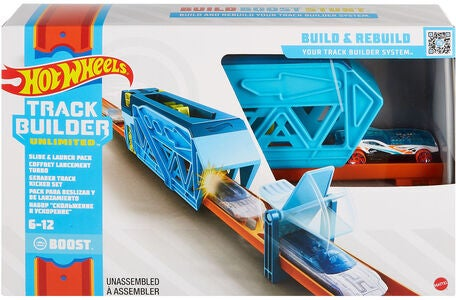 Hot Wheels Track Builder Inline Kicker