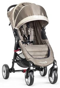 Baby Jogger City Mini 4W Sittvagn, Sand/Stone