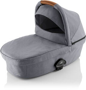 Britax Römer Smile 3 Liggdel, Frost Grey Brown