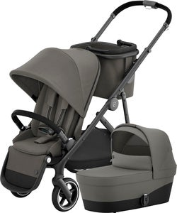 Cybex Gazelle S Duovagn, Black/ Soho Grey