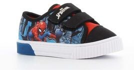 Marvel Spider-Man Blinkande Sneaker, Black/Red
