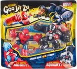 Goo Jit Zu Squishy Marvel Super Heroes 2-Pack