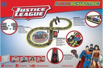 Scalextric Micro Racerbana Justice League
